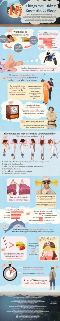 16 things you didnt know about sleep